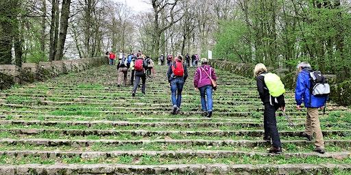 """So,05.04.20 Wanderdate """"Single Wandern auf dem Philosophenweg zum Heiligenberg! für 30-49J"""""""