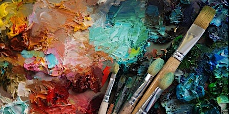 Kre8ting Art Workshop - Acrylic Painting on Glass or Canvas tickets