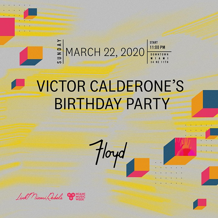 Victor Calderone's Birthday Party image