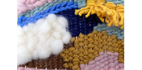 Beginning Tapestry Weaving on a Loom (05-28-2020 starts at 7:00 PM) tickets
