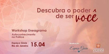 Workshop de Eneagrama - Rio de Janeiro ingressos