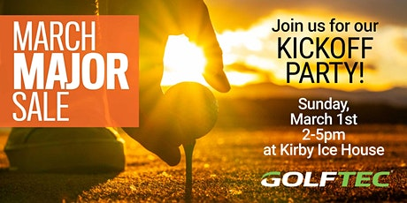 GOLFTEC Houston March Sale Kickoff Event tickets
