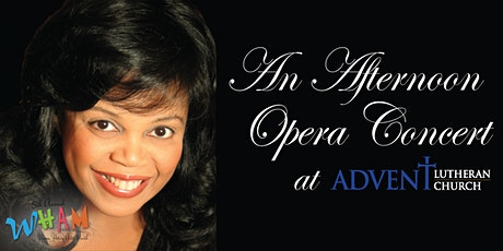 WHAM: An Afternoon Opera Concert with Cheryl Warfield tickets