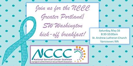 NCCC Chapter Kick-Off Breakfast tickets