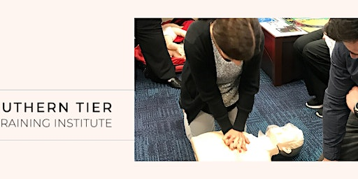 Adult and Pediatric CPR AED Course