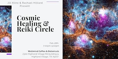 Cosmic Healing & Reiki Circle