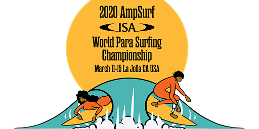 Learn to Surf Clinic at AMPSURF ISA World Para Surfing Championships