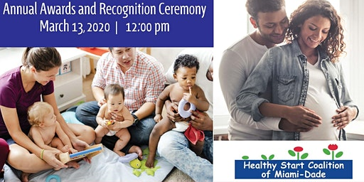 HSCMD Annual Awards & Recognition Ceremony 2020