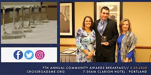 Crossroads 7th Annual Community Awards Breakfast