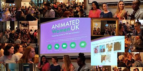 Animated Women UK | International Women's Day Panel tickets