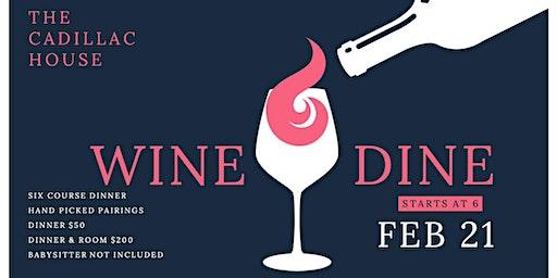 February Wine & Dine