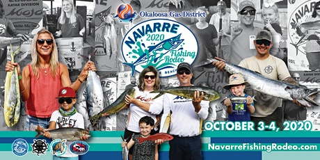 2020 Okaloosa Gas Navarre Fishing Rodeo tickets