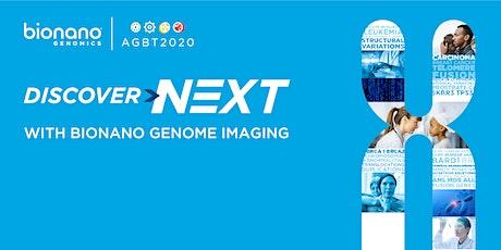Bionano Genomics Events at AGBT 2020 tickets