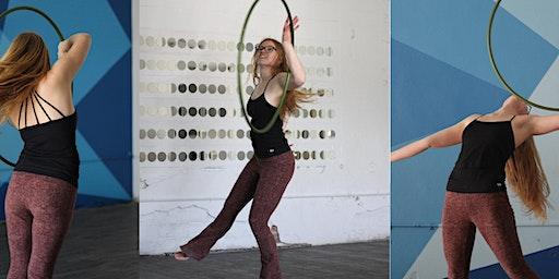 Hoop Dancing Workshop @ Summit Fort Worth
