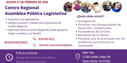 Centro Regional Asamblea Pública Legislativa