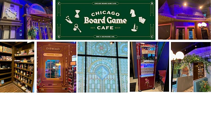 Chicagoland Pub Event at Cards Against Humanity's Chicago Board Game Cafe image