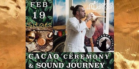 Cacao Ceremony & Sound Journey entradas
