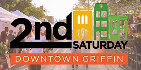 2nd Saturday Spring Fling Vendor Request tickets