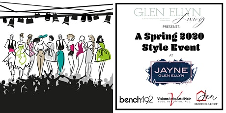 Glen Ellyn Living Presents:  A Spring 2020 Style Event tickets