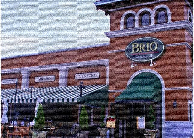 Friends of the Avenue of the Arts at Brio Tuscan Grille in Cherry Hill