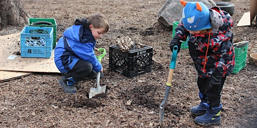 Strike Family Program: Campfire and Nature Play at Downsview Park