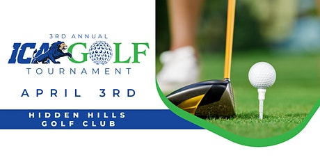 3rd Annual ICA Golf Tournament tickets