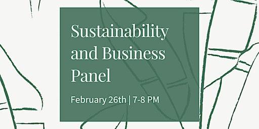 Sustainability & Business Panel
