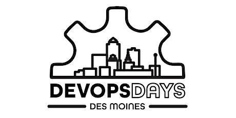 DevOpsDays Des Moines 2020 tickets