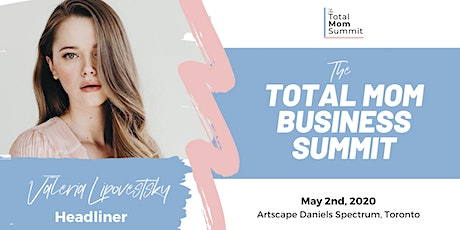 The Total Mom Business Summit tickets