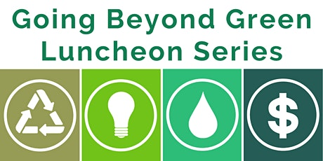 USGBC Ohio NW - Going Beyond Green Luncheon Series: Energy Efficiency  tickets
