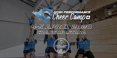 High Performance Cheer Camp