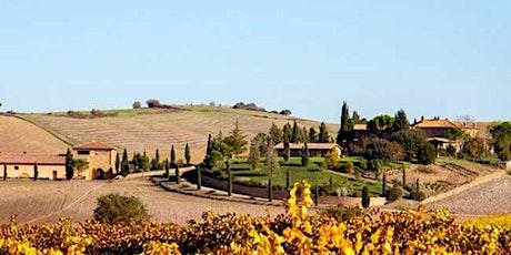 Siro Pacenti, Brunello di Montalcino, Wine Tasting Dinner Event at Fiorino tickets