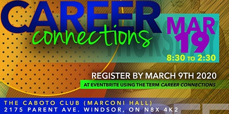 Career Connections tickets