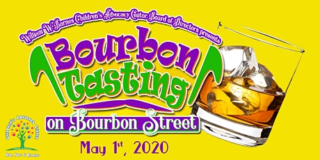 CAC Board of Directors presents  Bourbon Tasting on Bourbon Street tickets