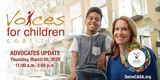 Voices for Children: Advocates Update