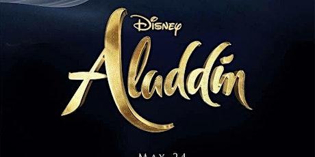 Aladdin - MUSICAL A.J. TORRELAGUNA entradas