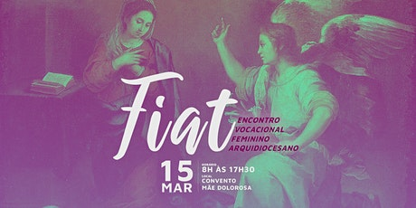 Fiat - Encontro Vocacional Feminino ingressos