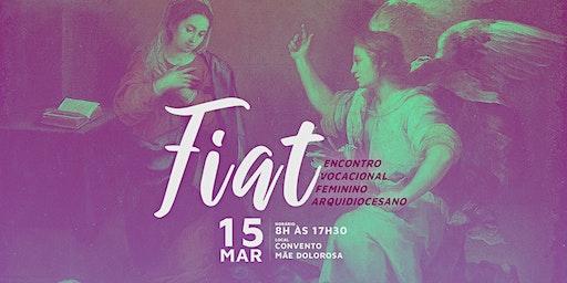 Fiat - Encontro Vocacional Feminino