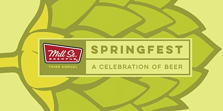 SpringFest 2020 - A Celebration of Beer tickets