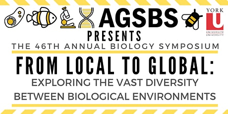 The AGSBS 46th Annual Biology Symposium tickets