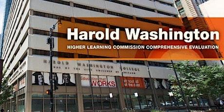 Harold Washington College: Presentation and Tour tickets