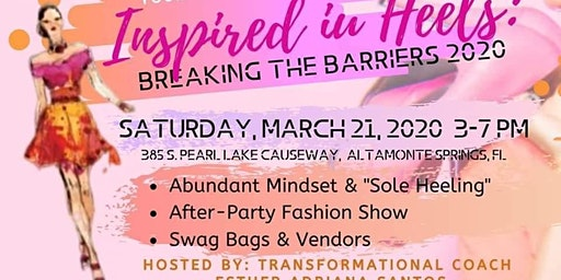 Inspired in Heels: Breaking the Barriers 2020