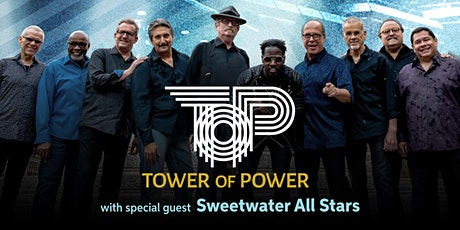 Tower of Power – Step Up Tour 2020 tickets