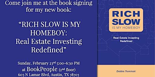 Debbie's Book Signing