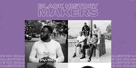 100 Collective: Black History Maker tickets