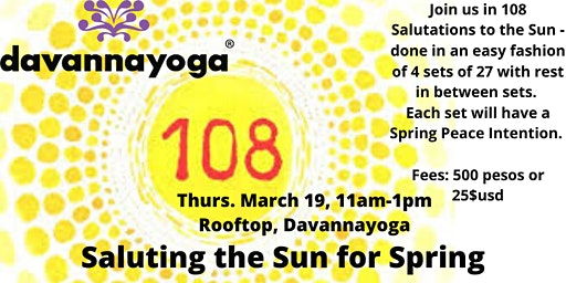 108 for Spring and Peace