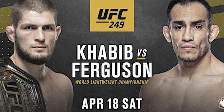 UFC 249 Khabib vs Ferguson Viewing Party tickets
