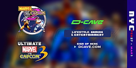 D-CAVE Popup Event - Fighting Game Tournaments Day 1 tickets
