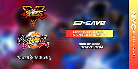 D-CAVE Popup Event - Fighting Game Tournaments Day 2 tickets