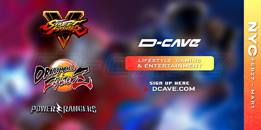 D-CAVE Popup Event - Fighting Game Tournaments Day 2